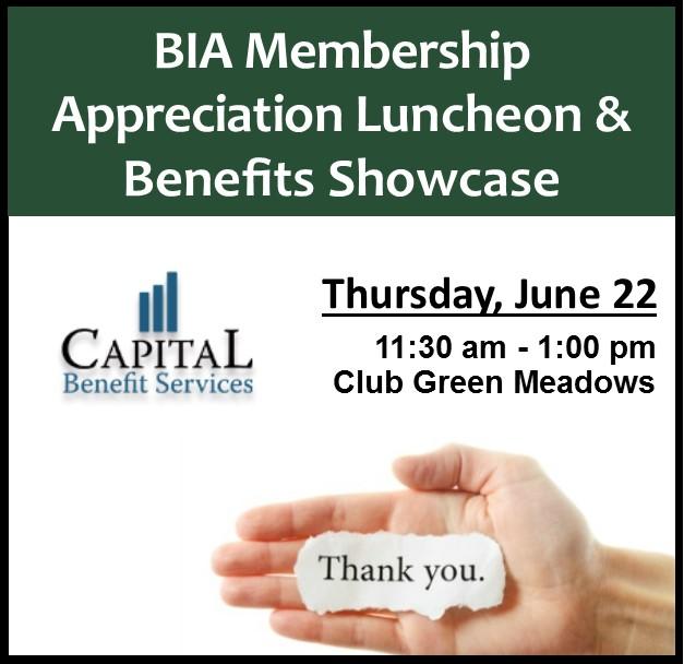 BIA Membership Luncheon