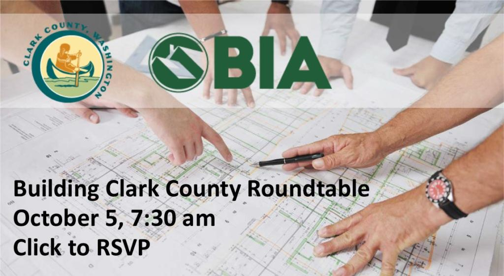 Building Clark County Roundtable