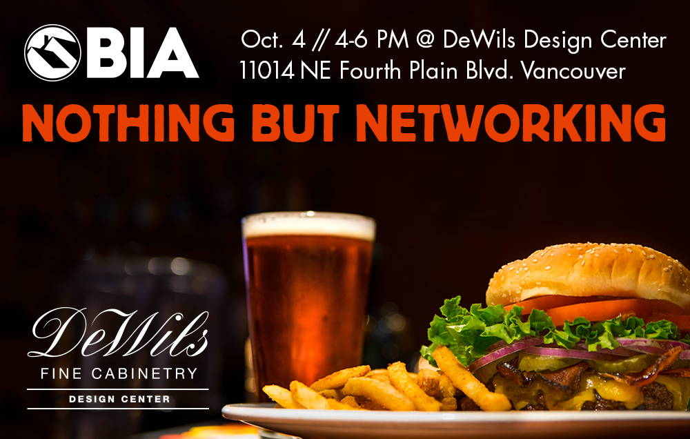 Nothing But Networking at DeWils