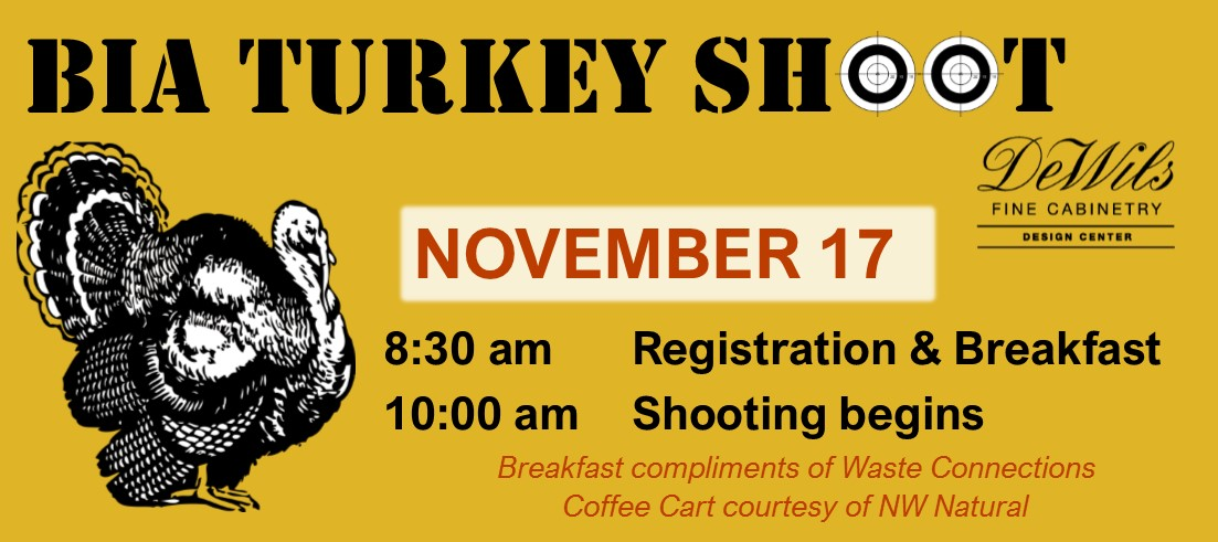 BIA Turkey Shoot