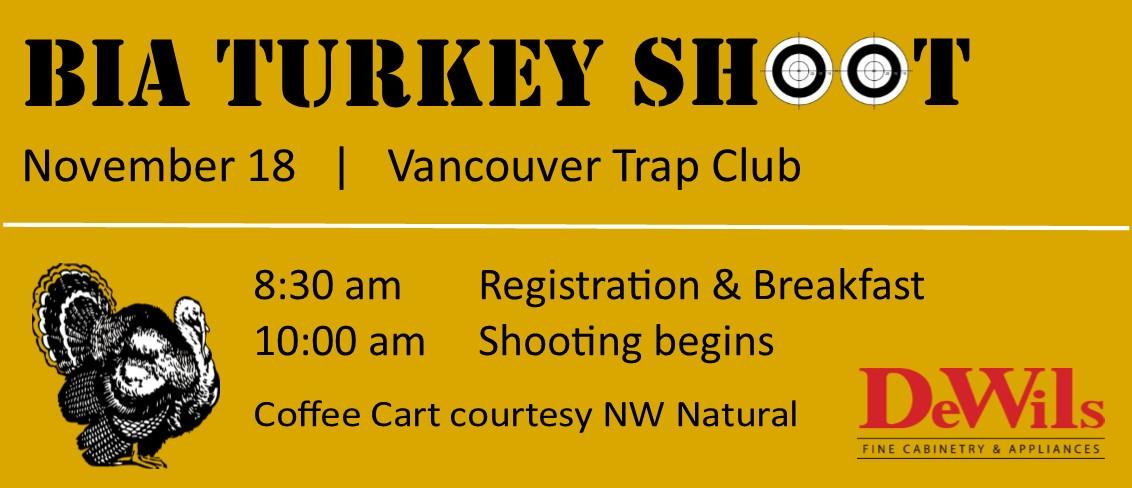 BIA Turkey Shoot