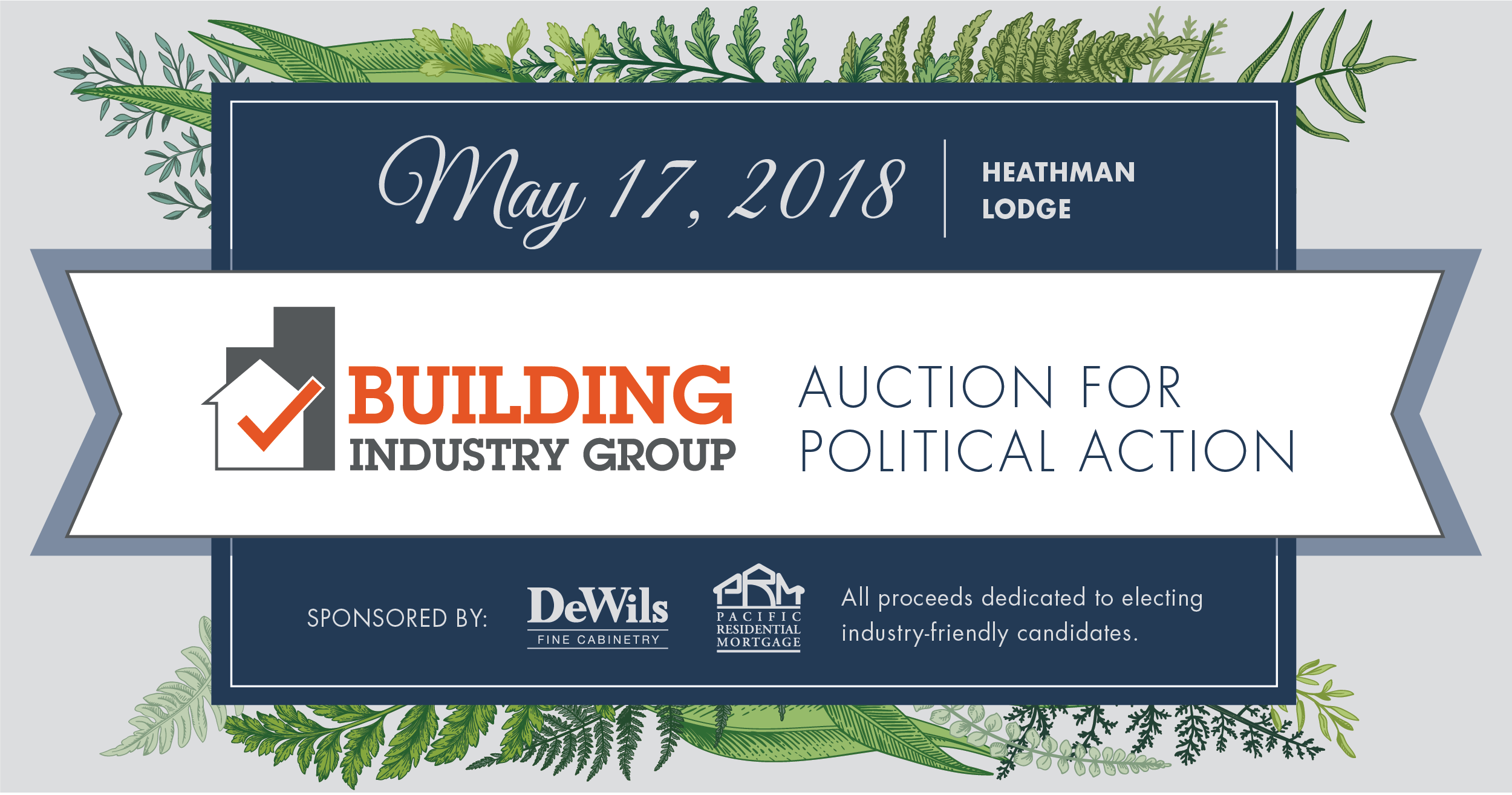 Auction for Political Action • BIA
