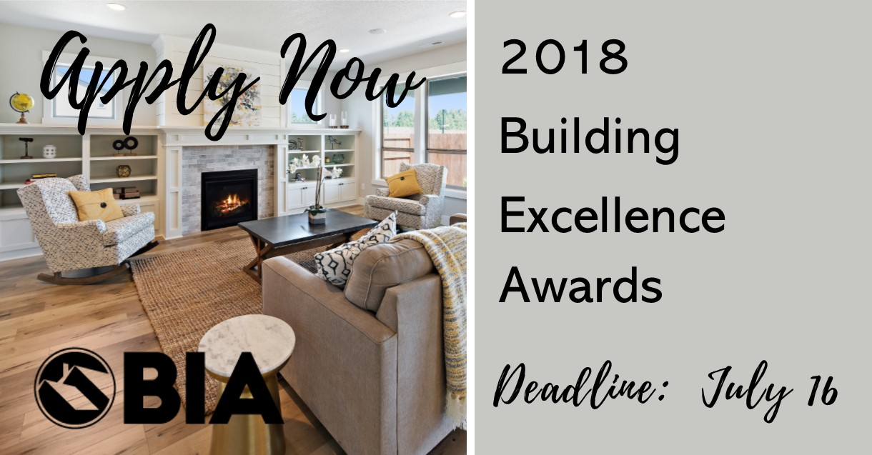 Building Excellence Awards