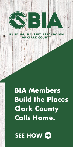 BIA Members Build the Places Clark County Calls Homes